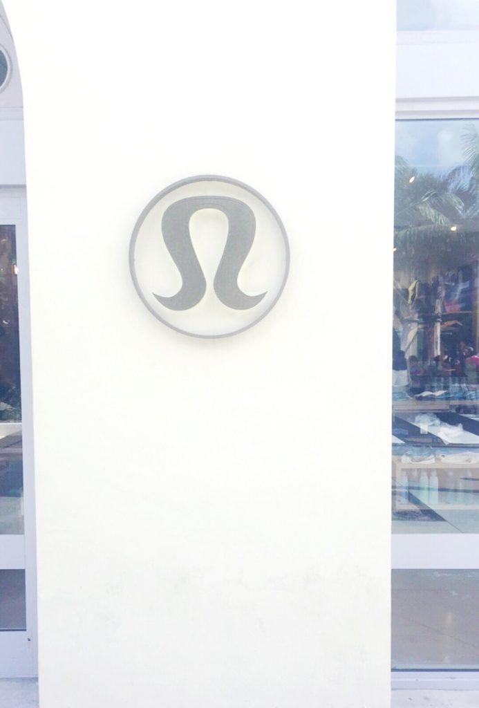 Lululemon South Beach Miami Lincoln Avenue