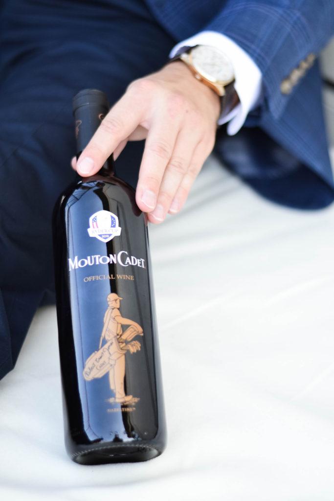 Mouton Cadet Wine Ryder Cup 2016
