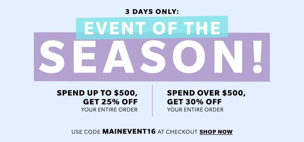 Shopbop Fall Sale 2016 | Favorites Under $100