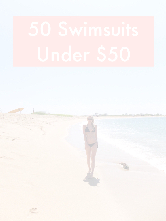 50 Swimsuits Under $50