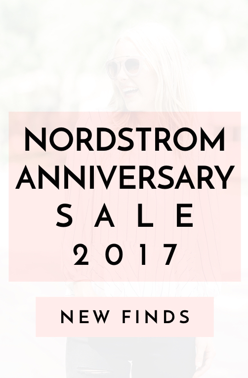 Nordstrom Anniversary Sale Public Access 2017 New Favorites and Pieces.