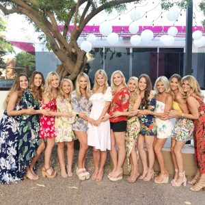 The Saguaro Scottsdale Bachelorette Party